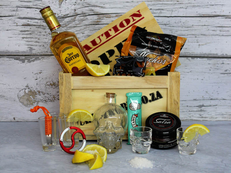 Tequila Crate