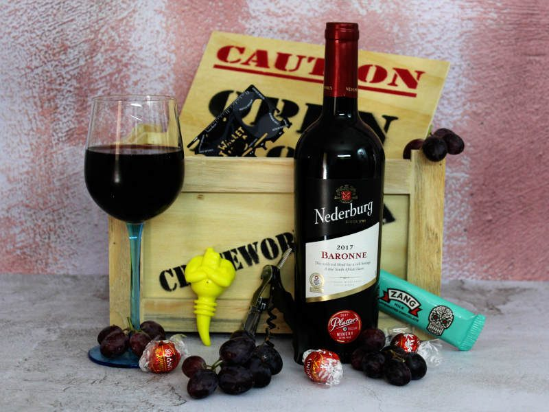Wine Crate Gifts